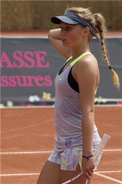joueurs tennis belge